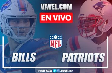 Resumen y Touchdowns del Buffalo Bills 38-9 New England Patriots en NFL 2020