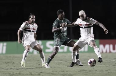São Paulo 3 a 2 Guarani (São Paulo / Divulgação)