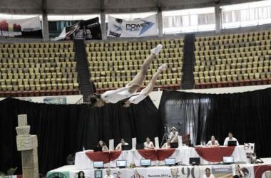 A volar mexicanos por el oro en Mundial de Gimnasia Trampolín