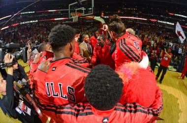 Chicago Bulls vence Brooklin Nets e vira série em 2-1
