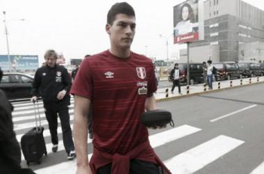 Iván Bulos se lesionó y no estaría ante Colombia ni Chile