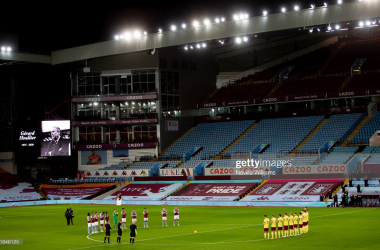 The Warmdown: A Christmas cracker ends in stalemate at Villa Park