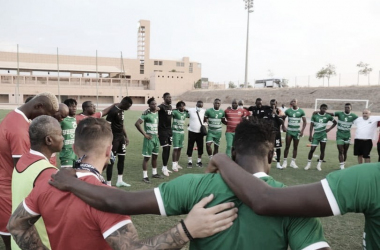 Goals and Highlights Burkina Faso vs Algeria (1-1)