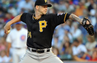 After MRI, Pittsburgh Pirates Starter A.J. Burnett Plans To Return