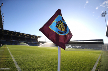 BURNLEY, ENGLAND - JANUARY 19: General view inside the stadium prior to the Premier League match between Burnley FC and Leicester City at Turf Moor on January 19, 2020 in Burnley, United Kingdom. (Photo by Nigel Roddis/Getty Images)