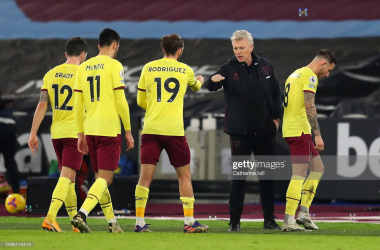 The Warm Down: West Ham's early goal beats Burnley