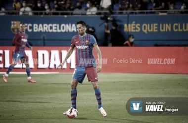 Sergio Busquets, capitán del Barcelona | Foto: Noelia Déniz - VAVEL