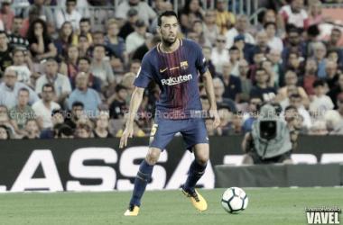 El centrocampista azulgrana en una imagen de archivo / Foto: Ernesto Aradilla (VAVEL.com)