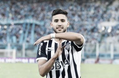 Nahuel Bustos, la llegada de un refuerzo goleador
