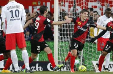 Live Ligue 1 : le match Guingamp - PSG en direct