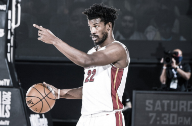Jimmy Butler anota novo triplo-duplo, Heat demonstra valentia ao vencer Lakers e força sexto jogo