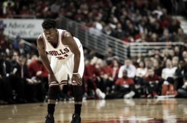 Jimmy Butler is the most valuable Bull (Photo: Kamil Krzaczynski, USA Today)