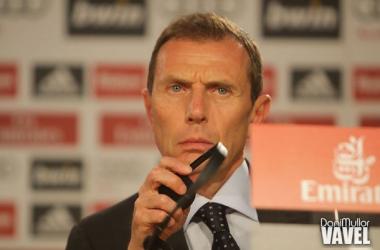 "Butragueño: ""Volver a Cádiz me alegra mucho, no puedo negarlo"""
