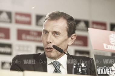 """Butragueño: """"El Real Madrid no mereció perder"""""""