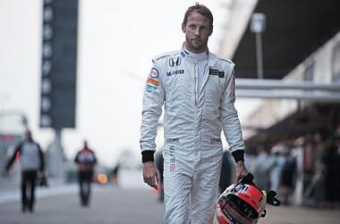 Jenson Button, piloto da McLaren-Honda (Foto in autosport.com)