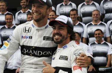 Button y Alonso, vía RV Racing Press