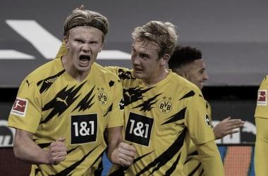 El Borussia Dortmund se lleva el Derbi del Ruhr
