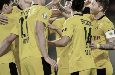El Borussia Dortmund de Marco Rose