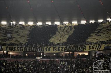 BVB fans to boycott away match in Hoffenheim