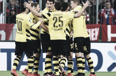 Bayern Munich 1-1 Borussia Dortmund: Klopp's side through to DFB Pokal final after penalties