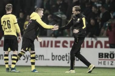 """Reus destaca dificuldade na vitória sobre Werder Bremen: """"Foi extremamente difícil para nós"""""""