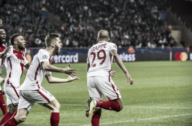 Champions League - Mbappé trascina il Monaco nello spettacolo di Dortmund (2-3)