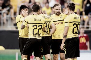 El BVB finalizó su gira en Estados Unidos y regresará a Alemania | Foto: BVB