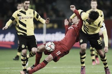 Bayer Leverkusen 0-0 Borussia Dortmund: Both teams begin rückrunde with stalemate