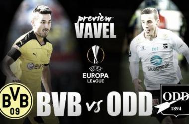 Borussia Dortmund - Odds BK preview: Dortmund face Nordic Westfalen walkover