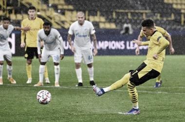 Dortmund sofre, mas fura defesa do Zenit e se recupera na Champions League