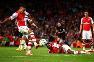 L'Arsenal fa la partita ma finisce solo 1-1 all'Emirates contro il Tottenham