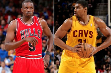 Cleveland trades Bynum and three draft picks...wait what?