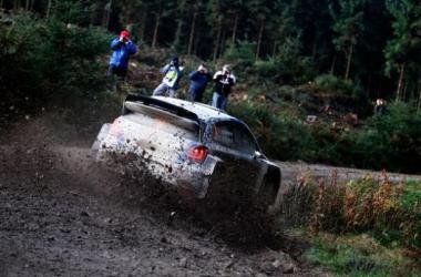 Les Volkswagen Polo R WRC d'Ogier et Latvala sont en forme (Volkswagen)