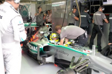 Brésil EL2 : Rosberg à l'aise