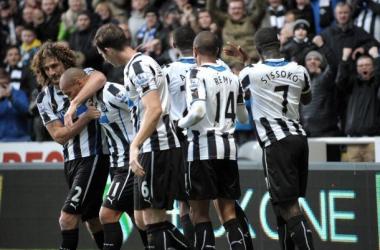 Newcastle sigue soñando con Europa
