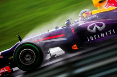 Brésil Qualifs : Vettel en mode sous-marin