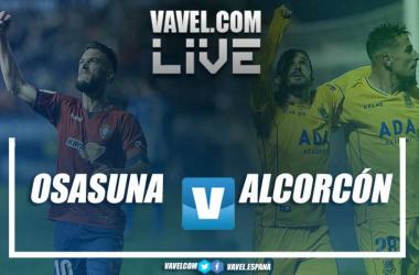 Osasuna vs Alcorcón en VIVO y en directo online en LaLiga 1|2|3. Imagen: VAVEL