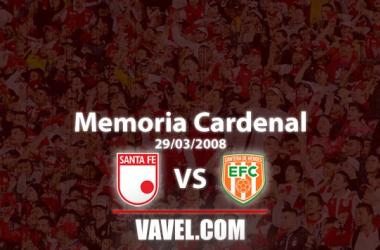 Memoria 'cardenal': El 'Ferrari Rojo' derrota al recién ascendido Envigado en la Copa Mustang