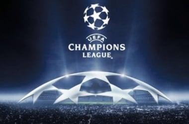 Liga dos Campeões 1\8 final 1ª mão: quatro vitórias caseiras