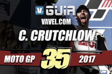 GUÍA VAVEL MOTO GP 2017: Cal Crutchlow, el año de la confirmación