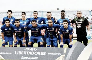 XI inicial del Zulia FC vs Nacional / Foto: Prensa Zulia FC