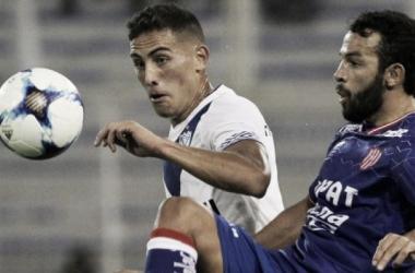 El lateral tuvo mucha continuidad en el segundo semestre donde se desarrolló la Superliga | Foto: Prensa Vélez Sarsfield