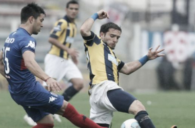 Central ya piensa en Tigre. Franco Niell aún sigue recuperándose y no estará. (Foto: Minuto Uno).