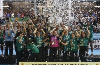 Copa de la Reina 2017: Rocasa se corona   Foto de BM Remudas