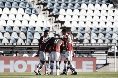 Todos van a abrazar a Tarragona. Foto: @Velez