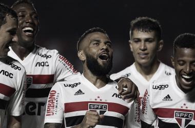 São Paulo estreia no Campeonato Paulista com vitória tranquila sobre Água Santa