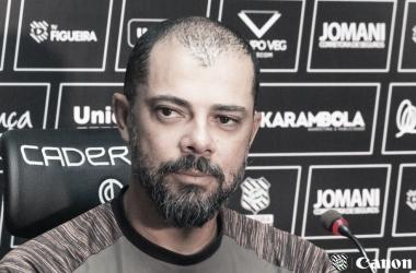 Márcio Coelho aponta excesso de confiança em eliminação do Figueirense no Catarinense