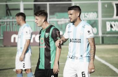 Último encuentro: San Martín (SJ) 4-2 Atlético Rafaela.<div>Fuente: Club Atlético Rafaela.</div>