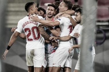 Maior campeão da Liga Europa, Sevilla chega embalado na luta pelo hexa; relembre a campanha