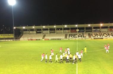 El Yugo y el Unión pasan a cuartos de la Copa RFEF | Foto: Real Unión